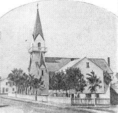 St. Mary's Catholic Church - Winfield, L.I.