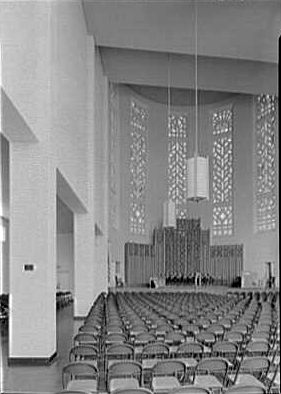 Temple of Religion at the 1939-40 World's Fair - New York City