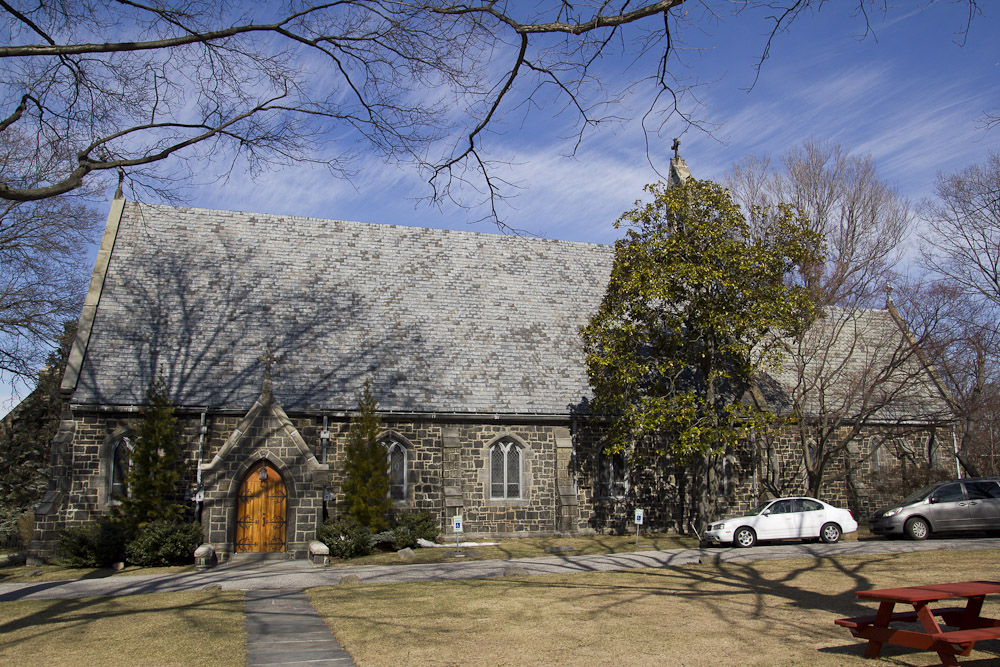 St. Mary's Episcopal Church - Staten Island, N.Y.
