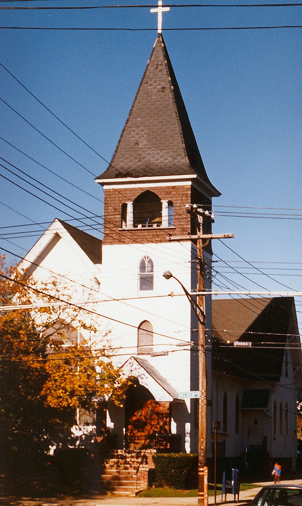 St. Paul's/St. Luke's Lutheran Church - Port Richmond, Staten Island, NY (Photo: Dr. Ronald Cross)