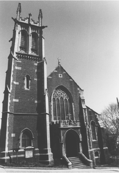 Trinity Evangelical Lutheran Church - Stapleton, Staten Island, New York