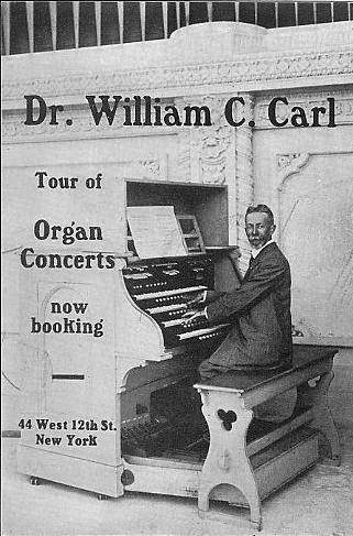 Dr. William C. Carl - New York City